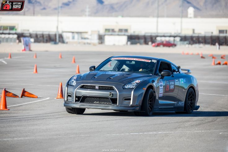 Brandon Williams' 2009 #NissanGTR at the 2017 #OUSCI