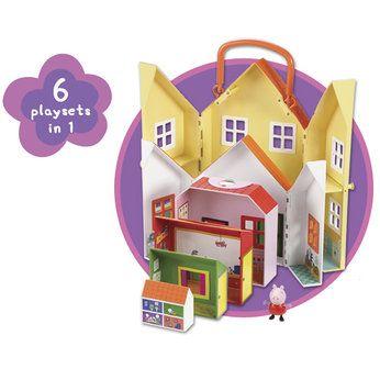 Peppa Pig World of Playsets £19.99