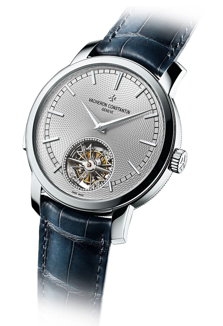 Vacheron Constantin Traditionnelle Tourbillon Minute Repeater - platinum - front