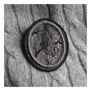 polandhandmade.pl #polandhandmade #KarolinaG #embroidery