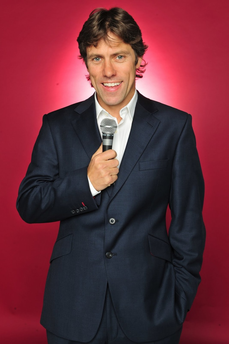 John Bishop (comedian) he is by far one of my favourites!