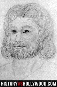 A drawing of Philip Aylesford, the spirit behind the The Quiet Ones movie's real-life story. See more here:http://www.historyvshollywood.com/reelfaces/quiet-ones/