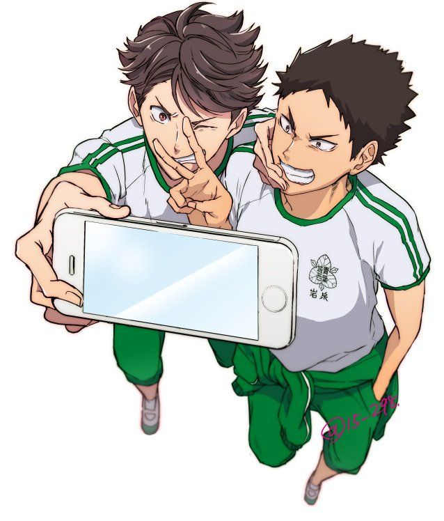 189 Best Images About Haikyuu!! ハイキュー!! On Pinterest
