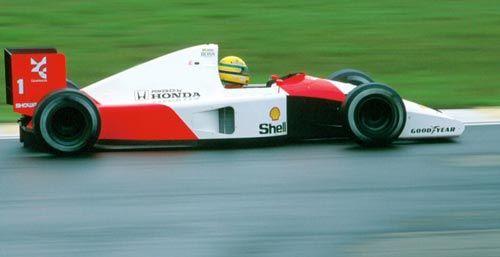 Track memories: Interlagos 1991