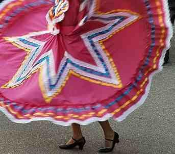 traditional dance dress for JaliscoImage