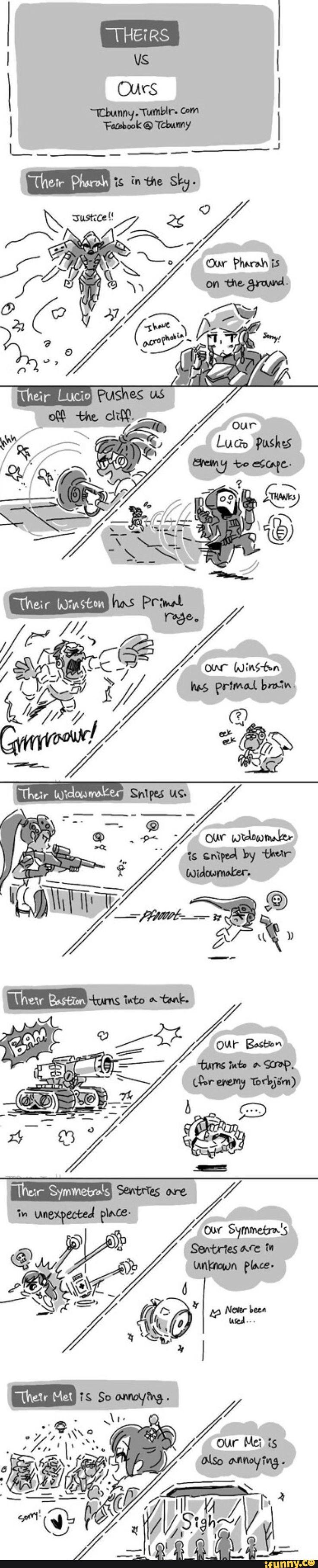 overwatch, tumblr