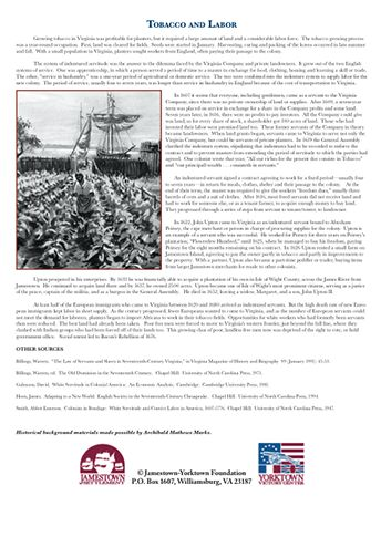 the history of tobacco history essay The history of tobacco use intro have you ever wondered where does tobacco come from imagine if you had someone that you were so close to, someone that.