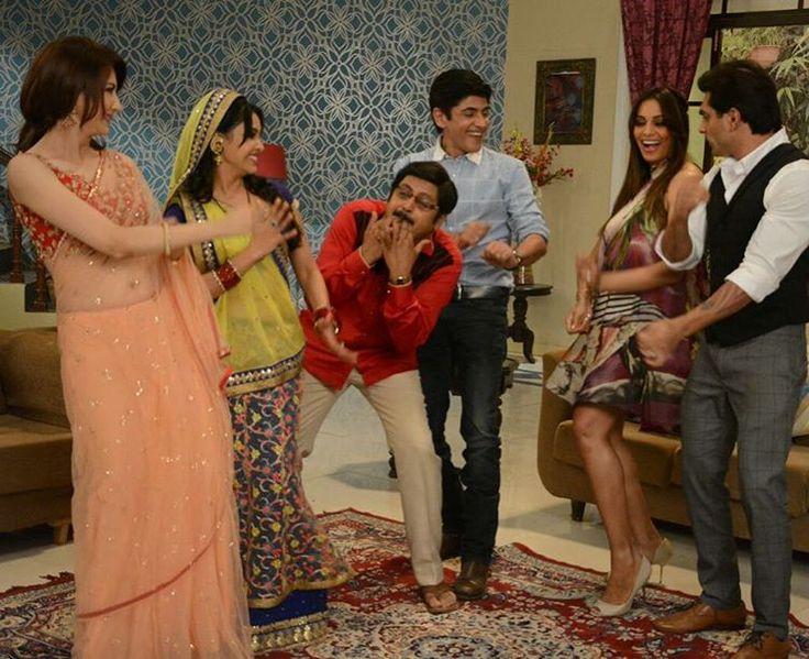Shaking a leg with Bipasha n karan