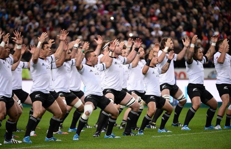 Rugby - France - Nouvelle-Zélande de l'intérieur