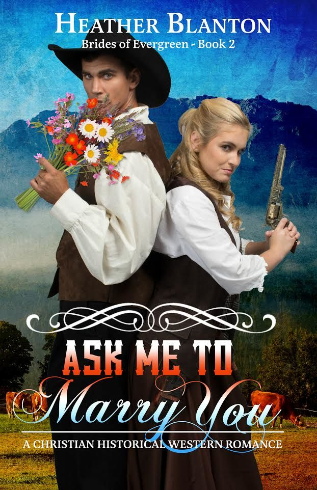 Ask Me to Marry You #BookGiveaway #MALEorderBride #LadiesinDefiance | Ladies in Defiance
