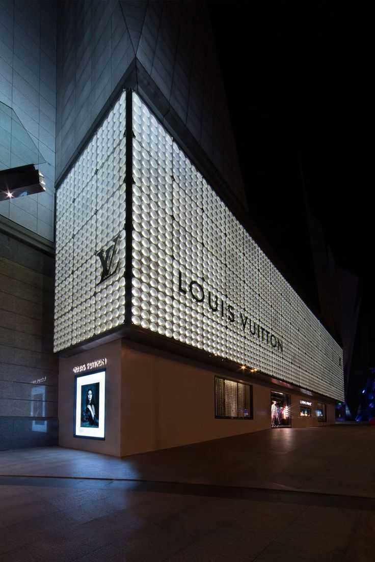 Louis Vuitton Flagship Store At Starhill Gallery Interiordesign Design Interiordesignmagazine