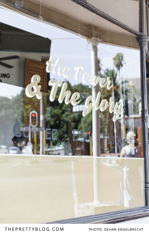 The Power and The Glory Coffee Shop/Bar