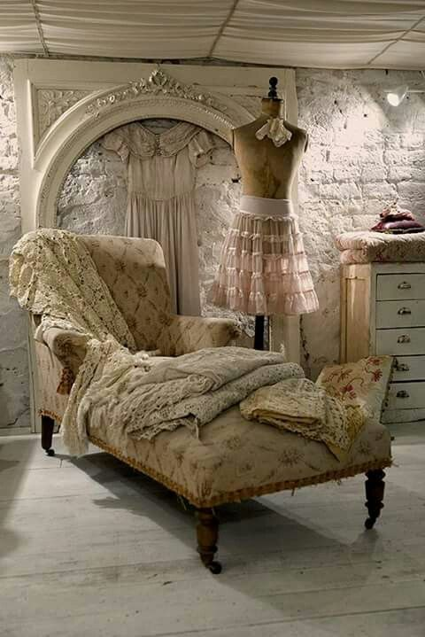 Pin Em Shabby Chic Bedrooms