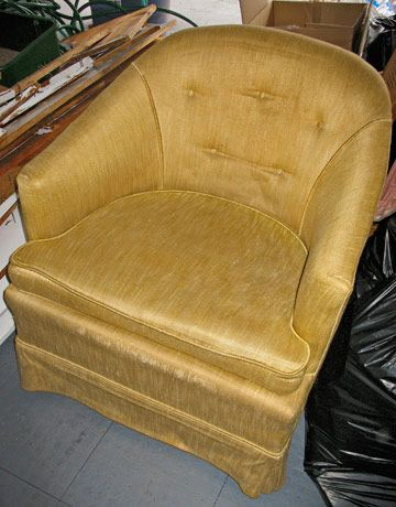 Reviving A Classic Chair
