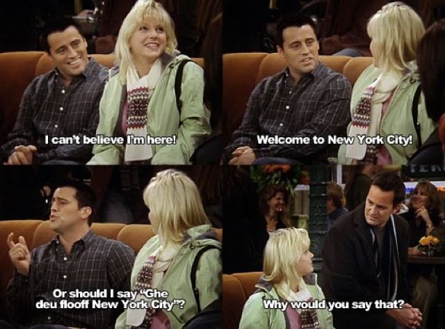 joey friends tv show funny quotes f r i e n d s