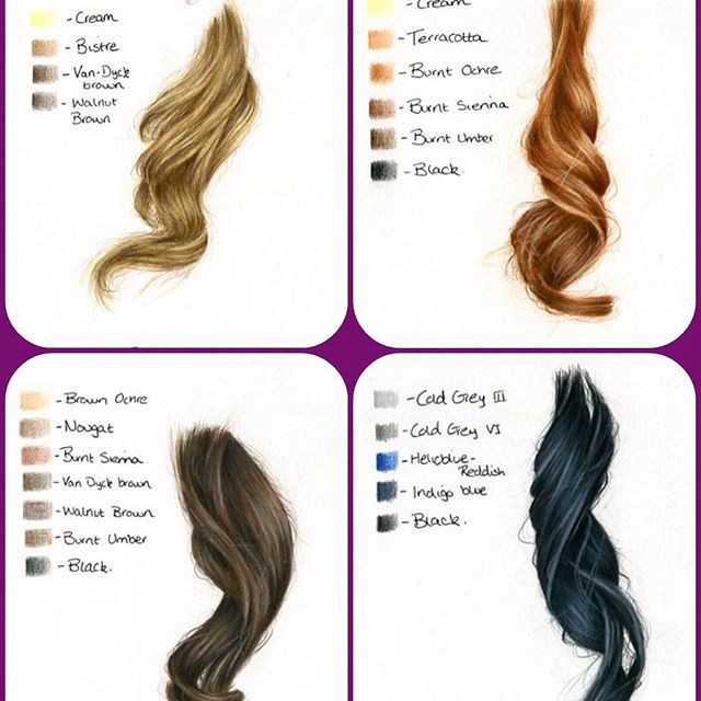 How to achive hair colours