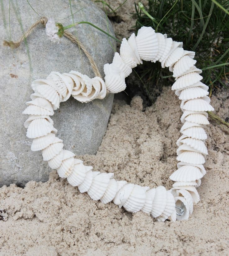 Gisela Graham Limited Shoreline Shell Heart Decoration  http://www.giselagraham.co.uk/beach-days-with-gisela-graham/