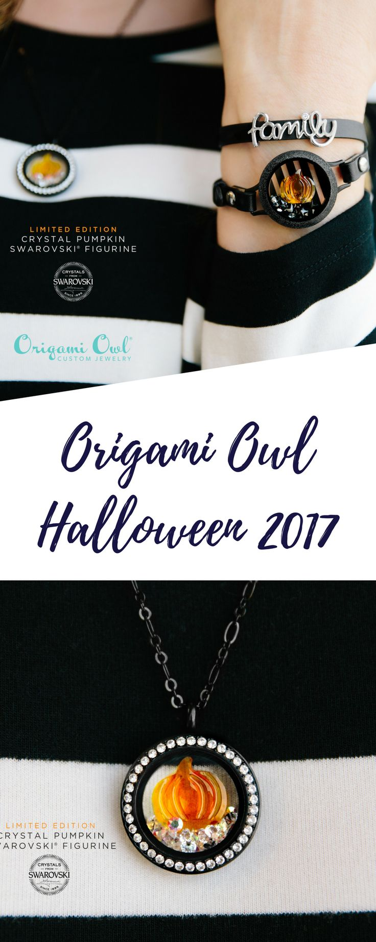 Click to be the first to read all about the Origami Owl Halloween Collection for 2017. The new charms, the new lockets, the new looks! Email kristy@foreversparkly.com for a free gift!