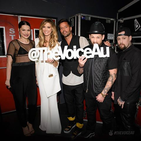The Voice Australia 2015