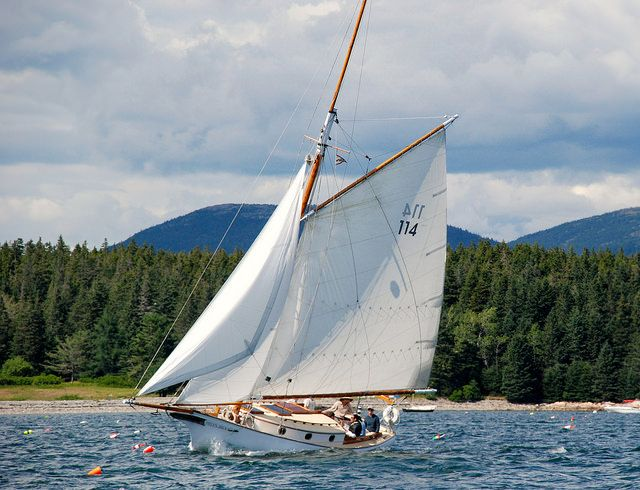 off the coast of Northeast Harbor Mt Desert Island Maine | by pag2525
