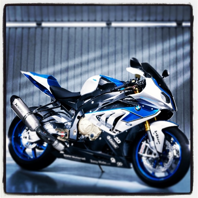 A Super Bike I Would Love To Own. BMW S1000RR HP4 Hella Fast And Hella