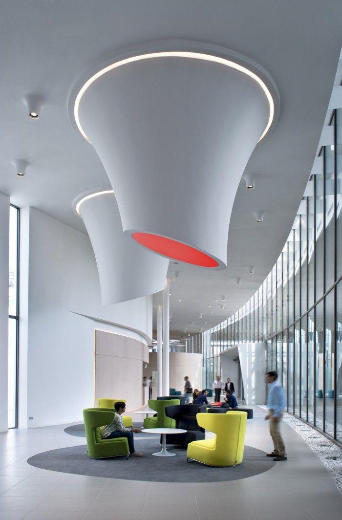 Alcatel Lucent Milano Headquarters
