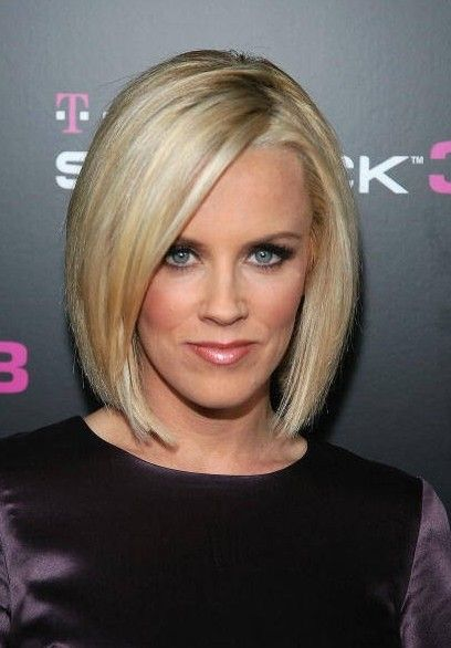 Jenny Mccarthy bob haistyles. I may be in need of a change