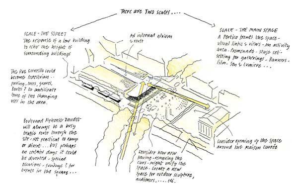 34 best sketch concept images on Pinterest Architectural models