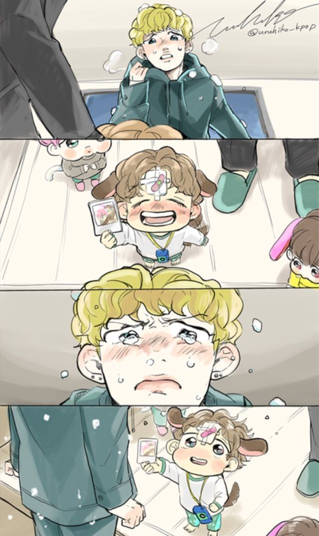 Bts React Anime 306 Best Fan Images On
