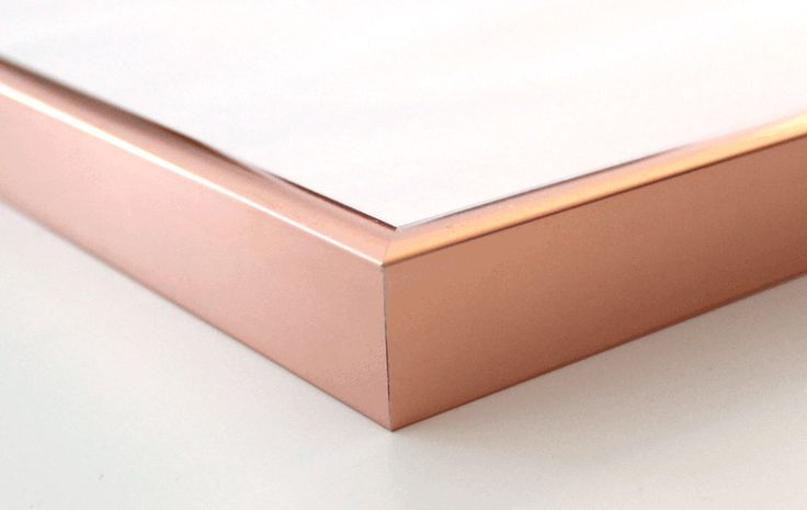 Copper Frame  - Available at www.bomedo.com