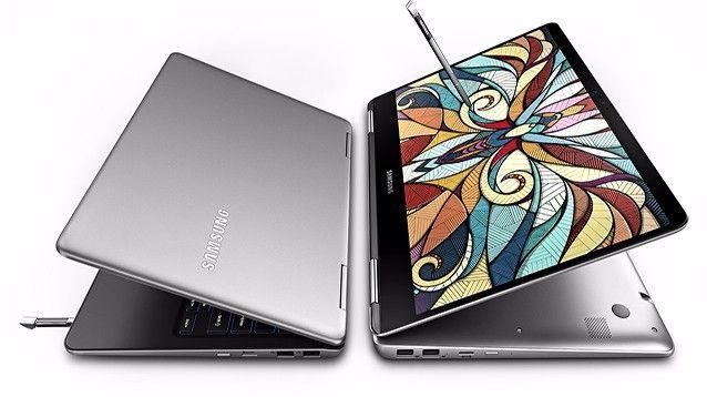 Computex 2017: Samsung presenta il convertibile 2-in-1 Notebook 9 Pro