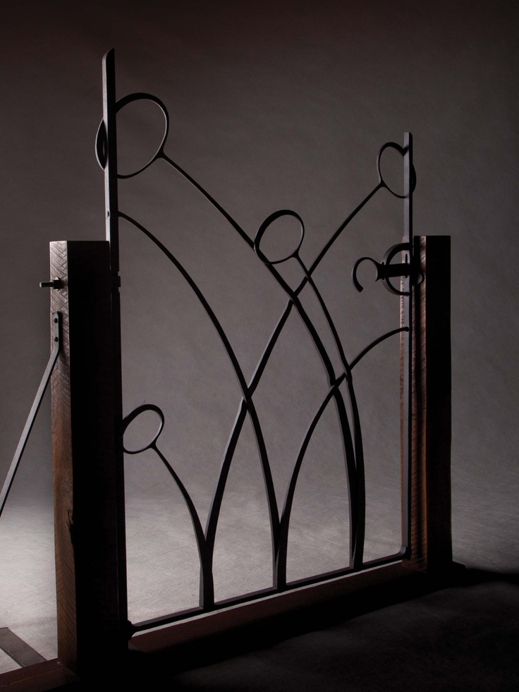 http://www.willblacksmith.com.au/gallery/gates-and-railings/