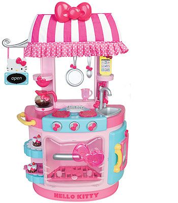 Video Review for Hello Kitty Kitchen Cafe Playset showcasing product features and benefits