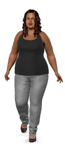 My Virtual Model - Page 2 - 3 Fat Chicks on a Diet Weight Loss Community 100 lb. Club