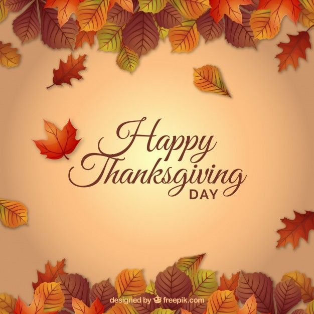 Thanksgiving Background Free Vector Happy Thanksgiving Pictures Thanksgiving Images Thanksgiving Graphics