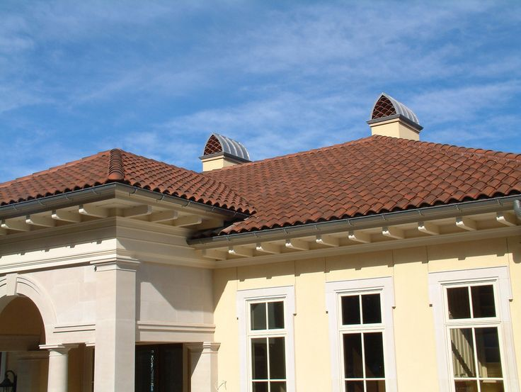Bodenhamer Resd, Classico #terreal #sanmarco #dachówka #rooftiles #roofs #dachy #dachyrustykalne #alledachy #dachowkiwłoskie #włoskiklimat #italianstyle