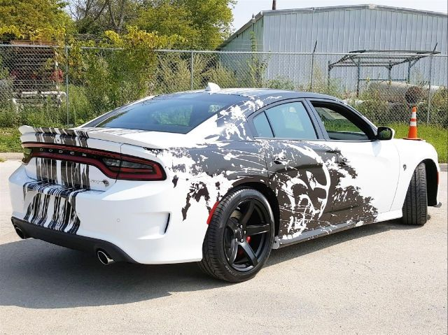 New 2017 Dodge Charger SRT Hellcat For Sale in Libertyville IL | 817232