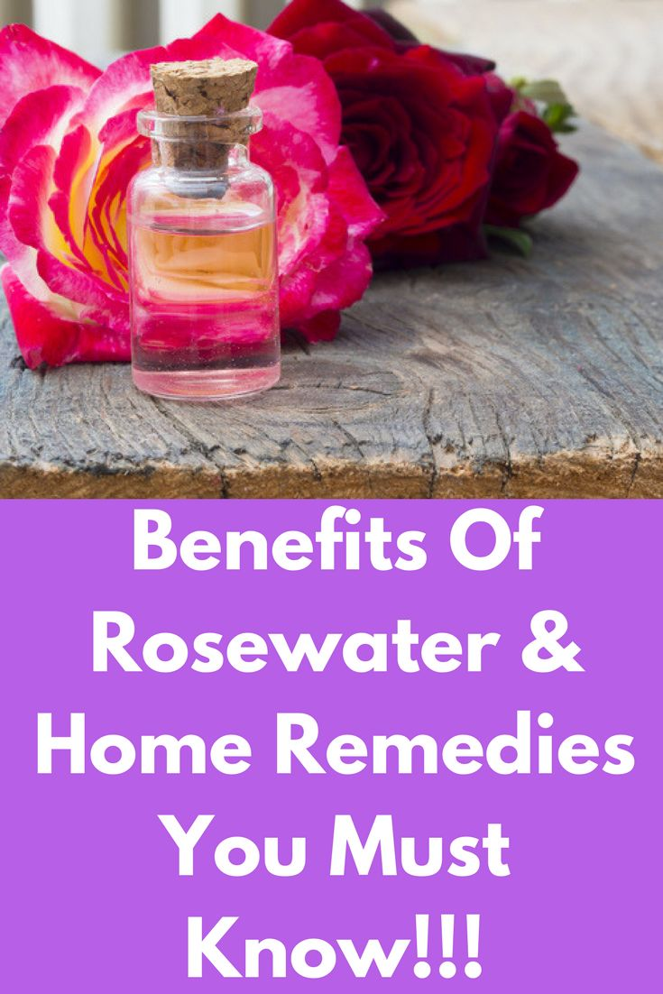 Benefits Of Rosewater & Home Remedies You Must Know!!!  Rosewater has been an age-old ingredient in many beauty remedies. Rose water is easily available in many places and is simply made with the help of rose petals and water. It is very commonly added to face masks in order to achieve glowing skin. Here are a few simple home remedies you can do using …