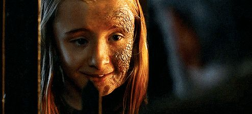 stone face game of thrones stannis daughter - Google Search