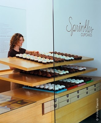 Great design: Sprinkles Cupcakes Chicago