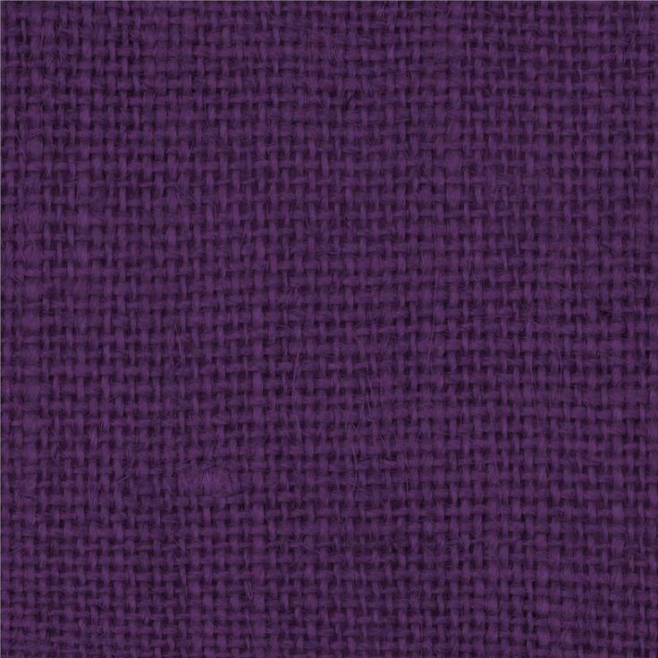 Burlap purple project table burlap fabric and burlap for Burlap fabric projects