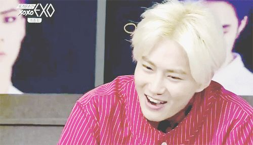 Suho: I think I just aged 10 more years