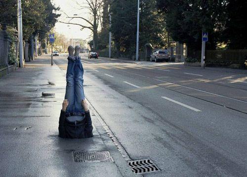 One Minute Sculpture via aesthetic interlude.: November 2010