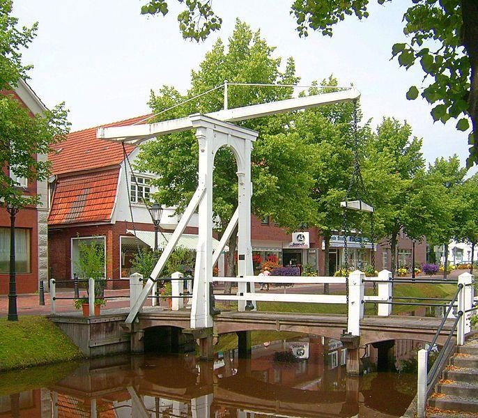 """Papenburg,  """"FD Ostfriesland"""" an die Nordsee"""