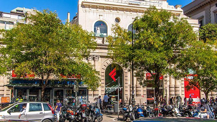 Palermo - Libreria Feltrinelli