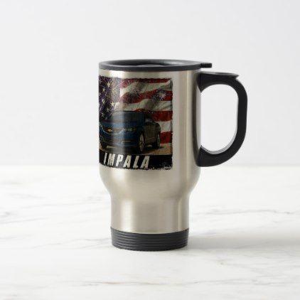 2014 Impala LTZ Travel Mug - home gifts ideas decor special unique custom individual customized individualized