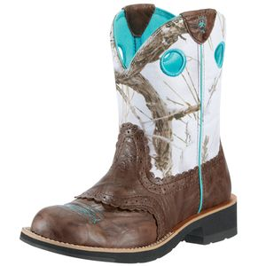 Ariat Fat Baby Cowgirl Boot