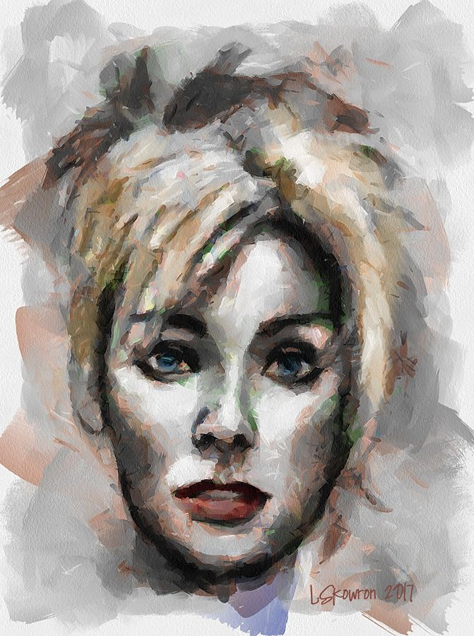 Sandra 2017 Watercolor Paint
