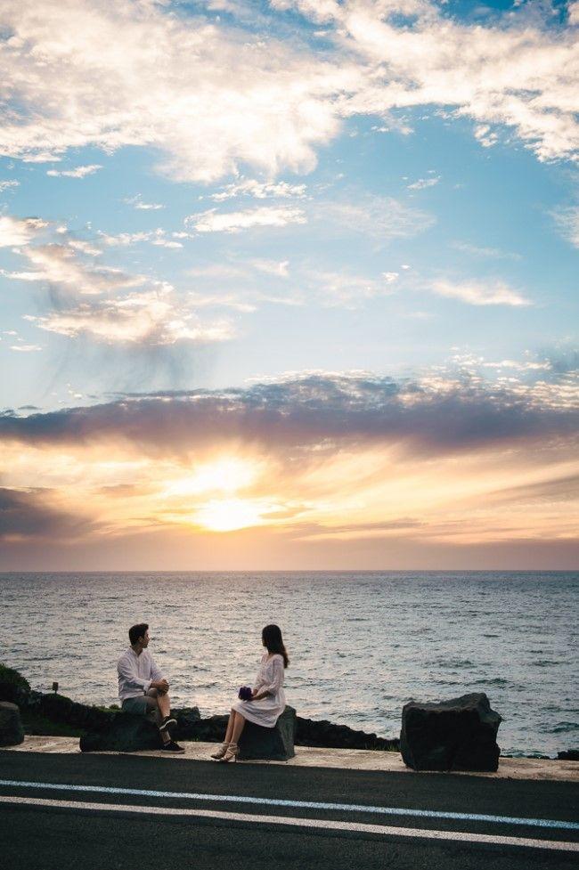 [D-31] 색감 좋은 제주 스냅 추천/애월해변/사려니 숲/협재 해수욕장/마르뜨 : 네이버 블로그