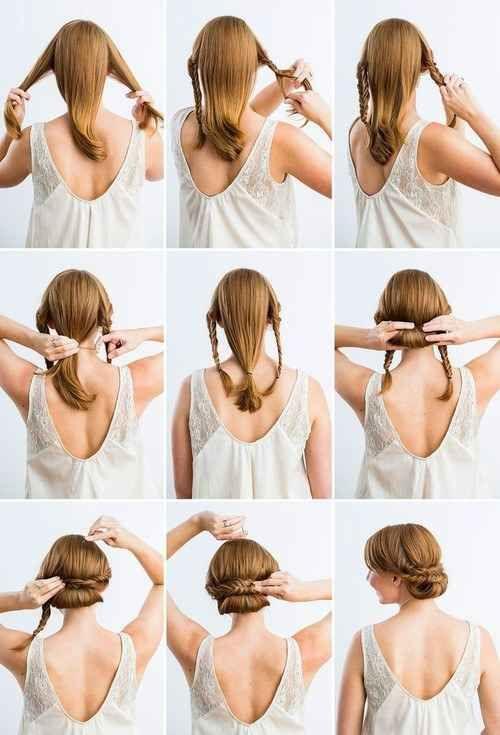 10 Peinados sencillos para las chicas que siempre tienen calor